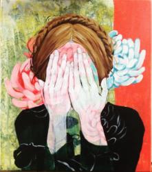2017, oil on canvas